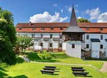 Μεσαιωνικό πανδοχείο Στοκ Φωτογραφίες