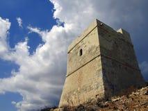 μεσαιωνικό παρατηρητήριο Στοκ Φωτογραφίες