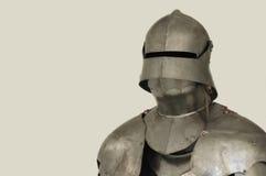 μεσαιωνικό πορτρέτο ιπποτών Στοκ φωτογραφία με δικαίωμα ελεύθερης χρήσης
