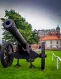 Μεσαιωνικό πυροβόλο Στοκ φωτογραφία με δικαίωμα ελεύθερης χρήσης