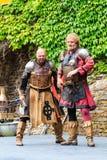 Μεσαιωνικό φεστιβάλ σε Cochem Castle Στοκ Εικόνες