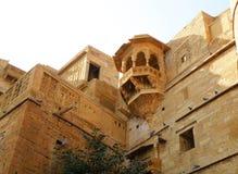 Μεσαιωνικό φρούριο στο Rajasthan της Ινδίας Στοκ εικόνα με δικαίωμα ελεύθερης χρήσης