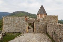 Μεσαιωνικό φρούριο Medvedgrad κοντά στο Ζάγκρεμπ Στοκ εικόνες με δικαίωμα ελεύθερης χρήσης