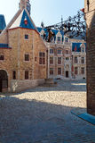 Μεσαιωνικό Gruuthuse μουσείο, Μπρυζ Στοκ εικόνα με δικαίωμα ελεύθερης χρήσης