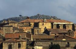 Μεσαιωνικό Plasencia στοκ φωτογραφίες