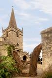 μεσαιωνικό sheepgate Στοκ φωτογραφίες με δικαίωμα ελεύθερης χρήσης