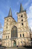 Μεσαιωνικό ST Victordom, καθεδρικός ναός σε Xanten Στοκ Φωτογραφία