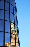 μεσημέρι πόλεων Στοκ εικόνα με δικαίωμα ελεύθερης χρήσης
