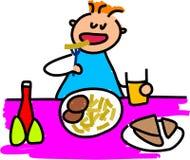 μεσημεριανό γεύμα μου Στοκ εικόνες με δικαίωμα ελεύθερης χρήσης