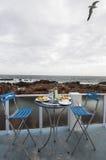 Μεσημεριανό γεύμα νωπογραφίας Al Στοκ Φωτογραφίες