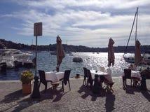 μεσημεριανό γεύμα ρομαντ&iota Στοκ φωτογραφίες με δικαίωμα ελεύθερης χρήσης
