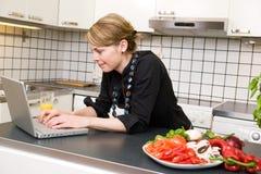 μεσημεριανό γεύμα σύγχρον& Στοκ φωτογραφία με δικαίωμα ελεύθερης χρήσης