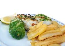 Μεσημεριανό γεύμα την Κυριακή Στοκ Εικόνες