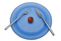 μεσημεριανό γεύμα 6 σιτηρεσίου Στοκ φωτογραφία με δικαίωμα ελεύθερης χρήσης