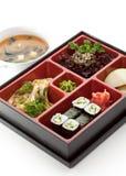 Μεσημεριανό γεύμα Bento Στοκ φωτογραφία με δικαίωμα ελεύθερης χρήσης