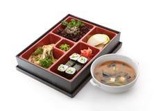 Μεσημεριανό γεύμα Bento Στοκ φωτογραφίες με δικαίωμα ελεύθερης χρήσης