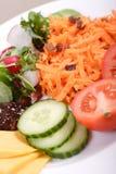 μεσημεριανό γεύμα ploughmans Στοκ εικόνες με δικαίωμα ελεύθερης χρήσης