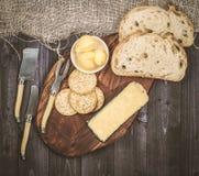 Μεσημεριανό γεύμα Plowman ` s Στοκ Εικόνες