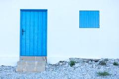 Μεσογειακά χρώματα Στοκ Φωτογραφίες