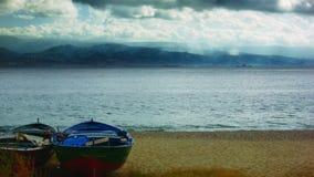 Μεσογειακές σκηνές 3 απόθεμα βίντεο