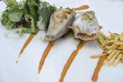 Μεσογειακή κουζίνα Στοκ Φωτογραφίες