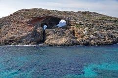 μεσογειακή πλέοντας θάλ στοκ φωτογραφία