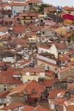 μεσογειακή πόλη Στοκ εικόνες με δικαίωμα ελεύθερης χρήσης