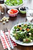 μεσογειακή σαλάτα Στοκ Φωτογραφία