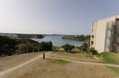 Μεσογειακό θέρετρο. Στοκ Εικόνες