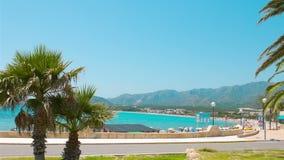 Μεσόγειος και φοίνικες, καλοκαίρι στην Ισπανία, Κόστα Ντοράδα φιλμ μικρού μήκους