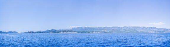 Μεσόγειος στοκ φωτογραφία