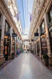 Μετάβαση αγορών arcade στη Χάγη, Κάτω Χώρες Στοκ φωτογραφία με δικαίωμα ελεύθερης χρήσης