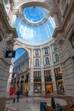 Μετάβαση αγορών arcade στη Χάγη, Κάτω Χώρες Στοκ εικόνες με δικαίωμα ελεύθερης χρήσης