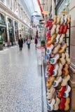 Μετάβαση αγορών arcade στη Χάγη, Κάτω Χώρες Στοκ Εικόνες