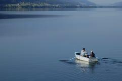 μετάβαση αλιείας Στοκ Φωτογραφία