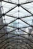 Μετάβαση γυαλιού στην Κοπεγχάγη Στοκ Εικόνες