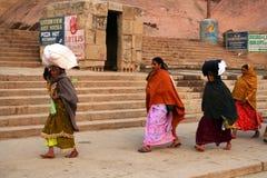 μετάβαση ινδικά στην εργα&si στοκ φωτογραφία με δικαίωμα ελεύθερης χρήσης