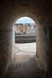 Μετάβαση οχυρών Στοκ Εικόνες