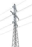 μετάδοση γραμμών Στοκ φωτογραφίες με δικαίωμα ελεύθερης χρήσης