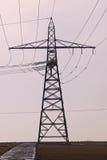 μετάδοση γραμμών Στοκ φωτογραφία με δικαίωμα ελεύθερης χρήσης