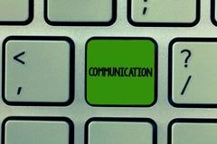 Μετάδοση κειμένων γραψίματος λέξης Επιχειρησιακή έννοια για τη μετάδοση ή την ανταλλαγή των πληροφοριών με την ομιλία του γραψίμα στοκ φωτογραφίες με δικαίωμα ελεύθερης χρήσης