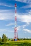 μετάδοση σταθμών GSM κυττάρων στοκ φωτογραφία