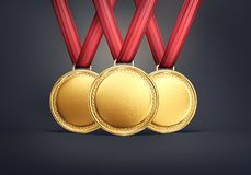 μετάλλια απεικόνιση αποθεμάτων