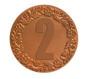 Μετάλλιο για την απονομή Στοκ Φωτογραφία