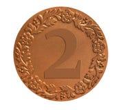 Μετάλλιο για την απονομή Στοκ Εικόνα
