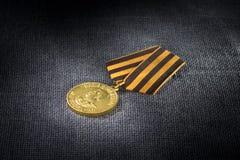 μετάλλιο της Γερμανίας πέ&r Στοκ Φωτογραφία