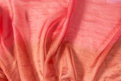 Γδυμένο Nepali χρώμα του μεταξιού Στοκ φωτογραφίες με δικαίωμα ελεύθερης χρήσης