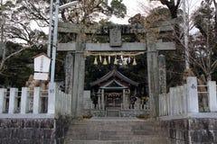 Μετάφραση: Η λάρνακα ` ` Onechi σε Iizuka, Φουκουόκα, Ιαπωνία Τόσο γαλήνιος όπως αυτό ` s μη πολύ τουριστκό καθόλου στοκ εικόνες με δικαίωμα ελεύθερης χρήσης