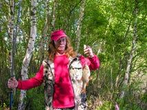 Μετά από να αλιεύσει Στοκ Εικόνα