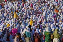 Μετά από την προσευχή Eid Al-Fitr στοκ φωτογραφία με δικαίωμα ελεύθερης χρήσης